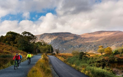 Highlands of Donegal Cycling with Active Journeys - escorted adventure travel or self-guided adventure travel tours and holidays