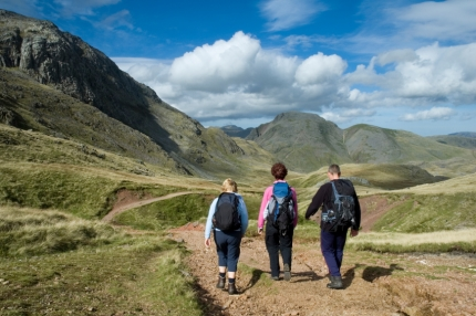 Lake District Hike with Active Journeys - escorted adventure travel or self-guided adventure travel tours and holidays