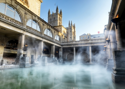 Walking in Historic Bath with Active Journeys - escorted adventure travel or self-guided adventure travel tours and holidays