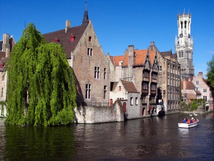 Floating Adventure Belgium with Active Journeys - escorted adventure travel or self-guided adventure travel tours and holidays