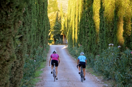 Northern Tuscany Bike Trip with Active Journeys - escorted adventure travel or self-guided adventure travel tours and holidays