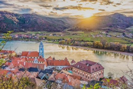 Floating Adventure The Heart and Soul of Central Europe with Active Journeys - escorted adventure travel or self-guided adventure travel tours and holidays