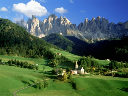 Dramatic Dolomites with Active Journeys - escorted adventure travel or self-guided adventure travel tours and holidays