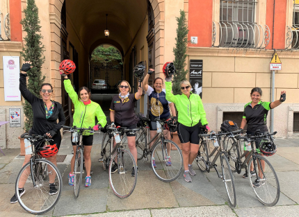 Emilia Romagna-a Foodie's delight with Active Journeys - escorted adventure travel or self-guided adventure travel tours and holidays