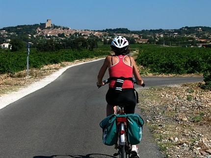 Floating Adventures-Provence France with Active Journeys - escorted adventure travel or self-guided adventure travel tours and holidays