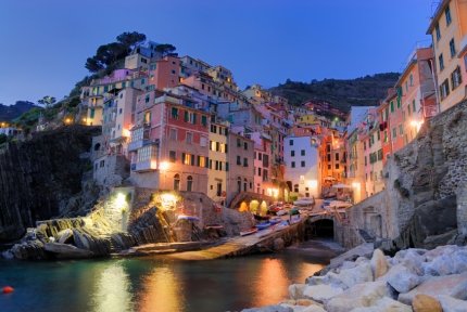 Premium Tour: Cinque Terre with Active Journeys - escorted adventure travel or self-guided adventure travel tours and holidays