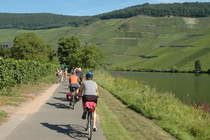 Floating Adventure: The Rhine and Neckar Rivers with Active Journeys - escorted adventure travel or self-guided adventure travel tours and holidays