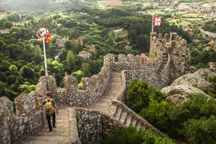 Sintra and the Portuguese Coast with Active Journeys - escorted adventure travel or self-guided adventure travel tours and holidays