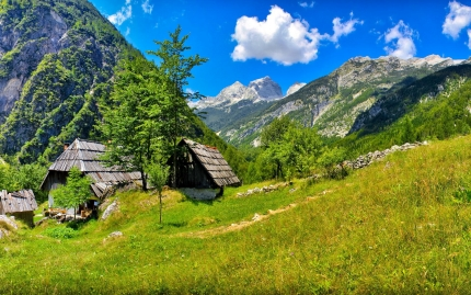 Slovenia's Emerald Green Route with Active Journeys - escorted adventure travel or self-guided adventure travel tours and holidays