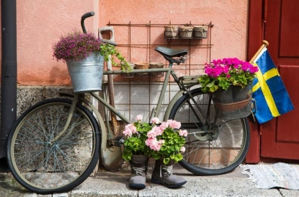 Discover Sweden by Bike with Active Journeys - escorted adventure travel or self-guided adventure travel tours and holidays