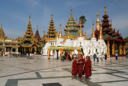 Myanmar Heritage Bike Tour with Active Journeys - escorted adventure travel or self-guided adventure travel tours and holidays
