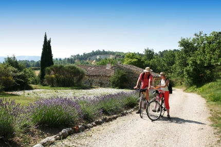 Best of Provence Cycling with Active Journeys - escorted adventure travel or self-guided adventure travel tours and holidays