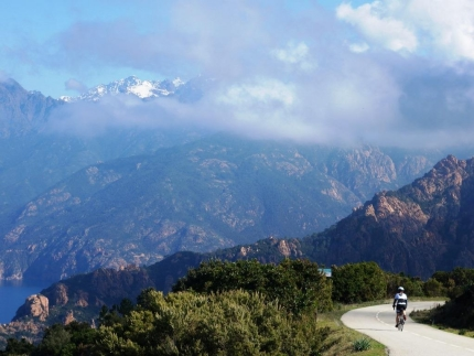 Cycling Corsica: Bastia to Ajaccio with Active Journeys - escorted adventure travel or self-guided adventure travel tours and holidays