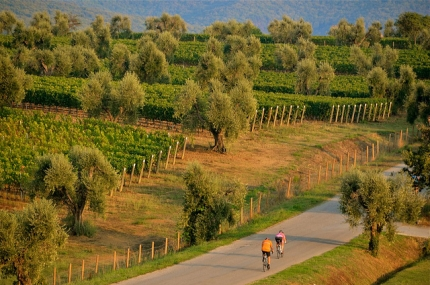 Southern Tuscany to Pienza with Active Journeys - escorted adventure travel or self-guided adventure travel tours and holidays