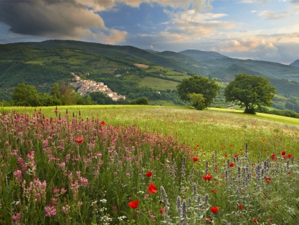 Undiscovered Umbria with Active Journeys - escorted adventure travel or self-guided adventure travel tours and holidays