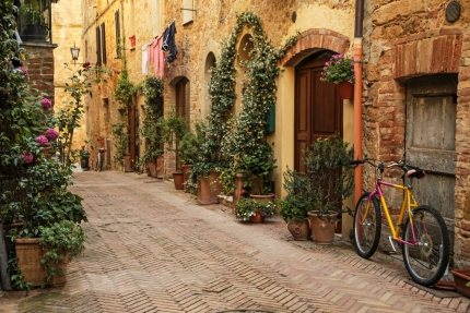 Tuscany Pisa to Siena with Active Journeys - escorted adventure travel or self-guided adventure travel tours and holidays