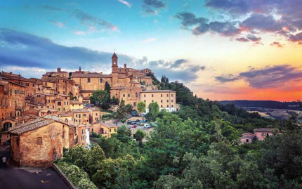 Southern Tuscany with Active Journeys - escorted adventure travel or self-guided adventure travel tours and holidays