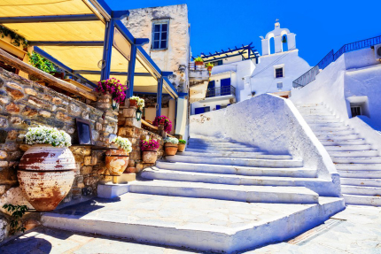 Floating Adventures Best of the Greek Isles with Active Journeys - escorted adventure travel or self-guided adventure travel tours and holidays