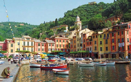 Italian Riviera and Portofino with Active Journeys - escorted adventure travel or self-guided adventure travel tours and holidays