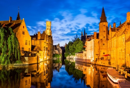 Floating Adventure - Amsterdam to Bruges with Active Journeys - escorted adventure travel or self-guided adventure travel tours and holidays